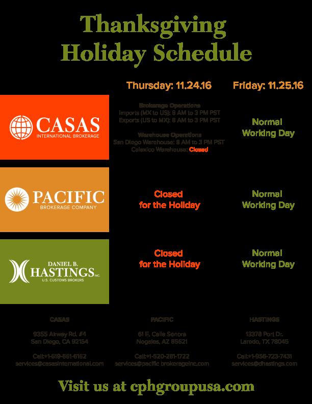 thanksgiving_schedule_cph2016